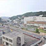 日商岩井光町ハイツ バルコニーからの眺望です。