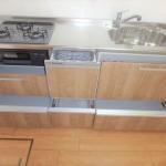 チサンマンション広島 新設:システムキッチン
