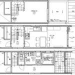 中区白島北町新築 建物面積67.53㎡。1LDK+納戸+屋根裏収納の間取りです。