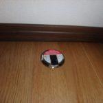 みゆきパークマンションB棟 洋室には引き戸ストッパーがついています。