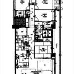 広島ガーデンガーデンノースタワー 専有面積164.52㎡。4LDK+WICの間取りです。(間取)