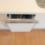 パラッシオ東雲 食器洗浄乾燥機付きなのでお片付けもラクラク♪(外観)