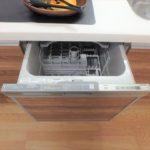 みゆきパークマンションB棟 家事の負担を軽減する食器洗浄乾燥機