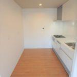 パラッシオ東雲 キッチンは家事に専念しやすい独立型タイプ♪