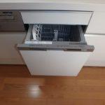 十日市ガーデンハイツ 家事の負担を軽減する食器洗浄乾燥機