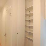 中区光南2丁目新築 1階物入れは日用品の収納にも便利!
