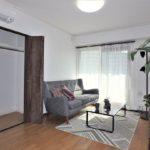 みゆきパークマンションB棟 洋室5.3帖は南向きで明るいお部屋です♪