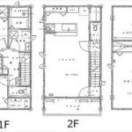 南区翠3丁目新築 建物面積105.98㎡。4LDK+WICの間取りです。(間取)