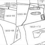敷地面積907.43㎡(274.49坪)の土地です。
